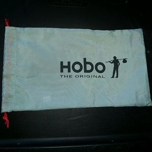 The Hobo Blue Purse Dust Cover